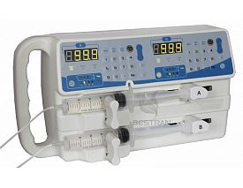 Dual-channel Syringe Pump