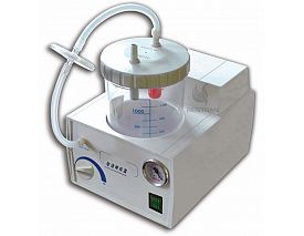 Electric sputum suction device