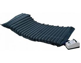 Stripe anti-decubitus air mattress