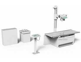 X-ray Radiography System (500mA)