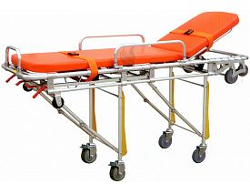 Aluminum Ambulance Stretcher(Seperate)