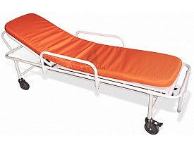 Steel Ambulance Stretcher