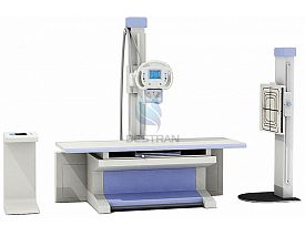 High Frequency X-ray Radiography System, 65kW X-ray, Thoshiba imported tube