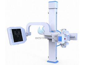 High Frequency Digital Radiography System(100KW, 1000mA)