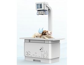 Veterinary Digital Mobile X-ray System