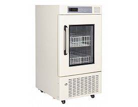 4°C 108L blood bank refrigerator