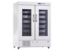 4°C Blood bank refrigerator