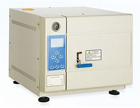 STERILIZERS WITH PULSE-VACUUM SYSTEM