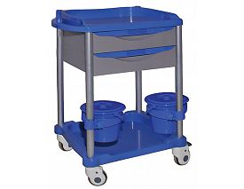 ABS Clinical Trolley
