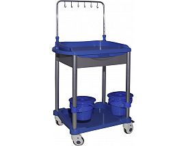 ABS Infusion trolley
