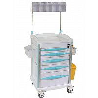 Anesthesia Trolley Cart