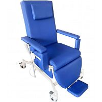 Electric Dialysis Chair with height adjustment