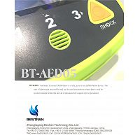 BT-AED05 Hospital Medical Equipment Price of Automatic External Defibrillato Machine